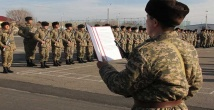 В Таджикистане осенний призыв выполнен на более 40%