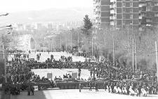 Февральские события - генеральная репетиция перед гражданской войной
