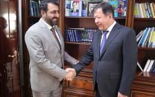 Главы МВД Таджикистана и Афганистана подписали соглашение о сотрудничестве