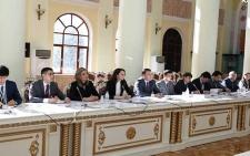В Душанбе обсудили вопросы борьбы с легализацией преступных доходов и финансированием терроризма