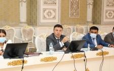 Обсуждены вопросы легализации денежных средств граждан Республики Таджикистан