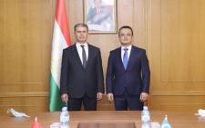 Таджикистан и Узбекистан всесторонне расширяют сотрудничество