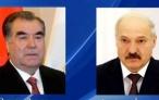 Поздравительная телеграмма Главы государства Президенту Республики Беларусь