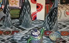 Фестиваль ремесел и моды «Диери хусн»