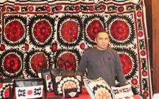 Ремесленники Зарафшанской долины продемонстрировали свое мастерство