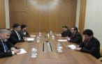 Сотрудничество Таджикистана и Румынии укрепляется