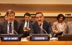 В Нью - Йорке oбсудили План действий Генсека ООН для Международного десятилетия действий «Вода для устойчивого развития, 2018-2028»