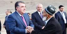 Президент — ангел-хранитель таджикского народа