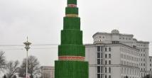 В Душанбе установлена самая большая чаша с суманаком