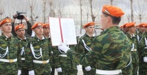 В Таджикистане стартовала осенняя призывная кампания