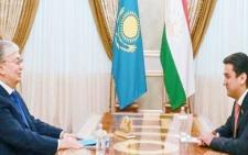 Председатель Маджлиси милли Маджлиси Оли Республики Таджикистан посетил с официальным визитом Республику Казахстан