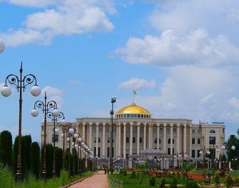 Распоряжения Президента Республики Таджикистан