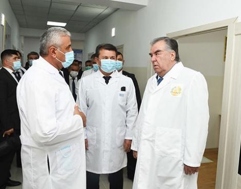 Родильное отделение Центральной районной больницы