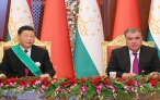 Заявление Президента Республики Таджикистан Эмомали Рахмона для прессы по итогам государственного визита Председателя Китайской Народной Республики Си Цзиньпина в Республику Таджикистан