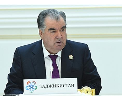 Таджикистан продолжает выступать за укрепление всесторонних отношений между государствами региона