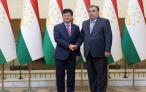 Лидер нации Эмомали Рахмон принял вице-президента АБР