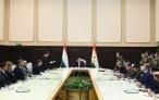 Глава государства Эмомали Рахмон провел кадровые изменения