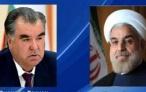 Глава государства Эмомали Рахмон направил телеграмму соболезнования Президенту Исламской Республики Иран доктору Хасану Рухани