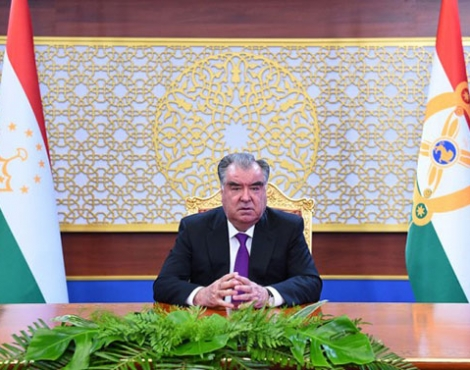 Президент Республики Таджикистан выступил на Генассамблеи ООН, посвященной 75–летию образования ООН