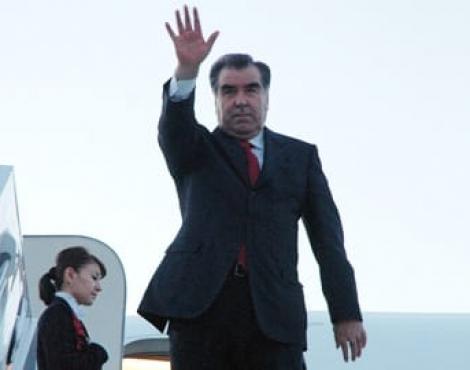 Государственный визит Президента Республики Таджикистан Эмомали Рахмона в Республику Узбекистан