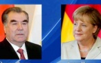 Поздравительная телеграмма Лидера нации Эмомали Рахмона Федеральному Канцлеру Федеративной Республики Германия Ангеле Доротее Меркель