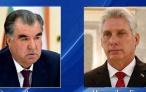 Телеграмма соболезнования Лидера нации Эмомали Рахмона Председателю Государственного Совета и Совета министров Республики Куба Мигелю Диас-Канелю