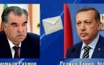 Телеграмма соболезнования Главы государства Эмомали Рахмона Президенту Турецкой Республики