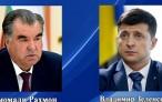 Президент Республики Таджикистан Эмомали Рахмон направил телеграмму соболезнования Президенту Украины Владимиру Зеленскому