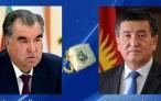Телефонный разговор Президента Республики Таджикистан Эмомали Рахмона с Президентом Кыргызской Республики Сооронбаем Жээнбековым