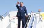 Президент Республики Таджикистан Эмомали Рахмон с официальными визитами отбыл в Швейцарскую Конфедерацию и Французскую Республику