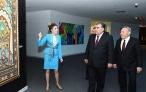 Лидер нации Эмомали Рахмон посетил «Центр Назарбаева» в Астане