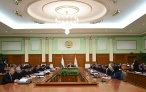 Очередное заседание Правительства Республики Таджикистан