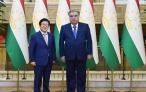 Глава государства встретился с Председателем Национального собрания Кореи