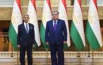 Президент Республики Таджикистан Эмомали Рахмон провел встречу с Министром иностранных дел Республики Индия