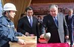 Начало строительства 7 новых школ в городе Душанбе