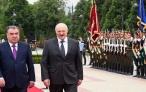 Официальный визит Президента Республики Беларусь Александра Лукашенко в Республику Таджикистан