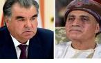 Лидер нации Эмомали Рахмон направил телеграмму соболезнования заместителю Премьер-министра по делам Совета министров Султаната Оман