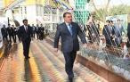 В городе Душанбе сдан в эксплуатацию «Детский парк»