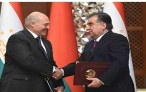 Совместное заявление Президента Республики Таджикистан Эмомали Рахмона и Президента Республики Беларусь Александра Лукашенко
