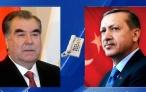 Президент Республики Таджикистан провел телефонный разговор с Президентом Турецкой Республики