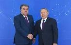 Участие Президента Республики Таджикистан в церемонии презентации «Международного финансового центра Астаны»