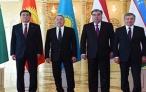 Участие Президента Республики Таджикистан Эмомали Рахмона в рабочей встрече глав государств Центральной Азии в Астане