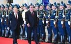Встреча и переговоры высокого уровня между Таджикистаном и Казахстаном