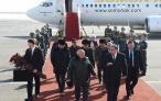 Встреча Президента Республики Таджикистан Эмомали Рахмона в столице Казахстана – Астане