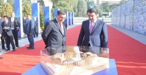 В Душанбе будет возведен Парк «ШОС»