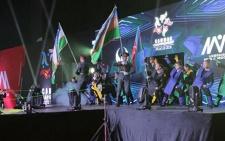 Таджикские бойцы завоевали 10 медалей