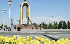 Душанбе — город цветник