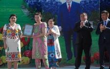 Душанбе утопает в тюльпанах