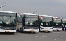 В Душанбе увеличено количество автобусных маршрутов